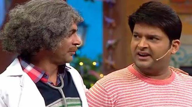 Is This An End To Kapil Sharma And Sunil Grover Episode