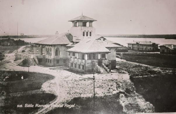 Imagini pentru constanta Palatul Regal