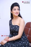 Telugu Actress Richa Panai Stills in One Shoulder Floral Long Dress at Rakshaka Bhatudu Movie Interview  0148.JPG