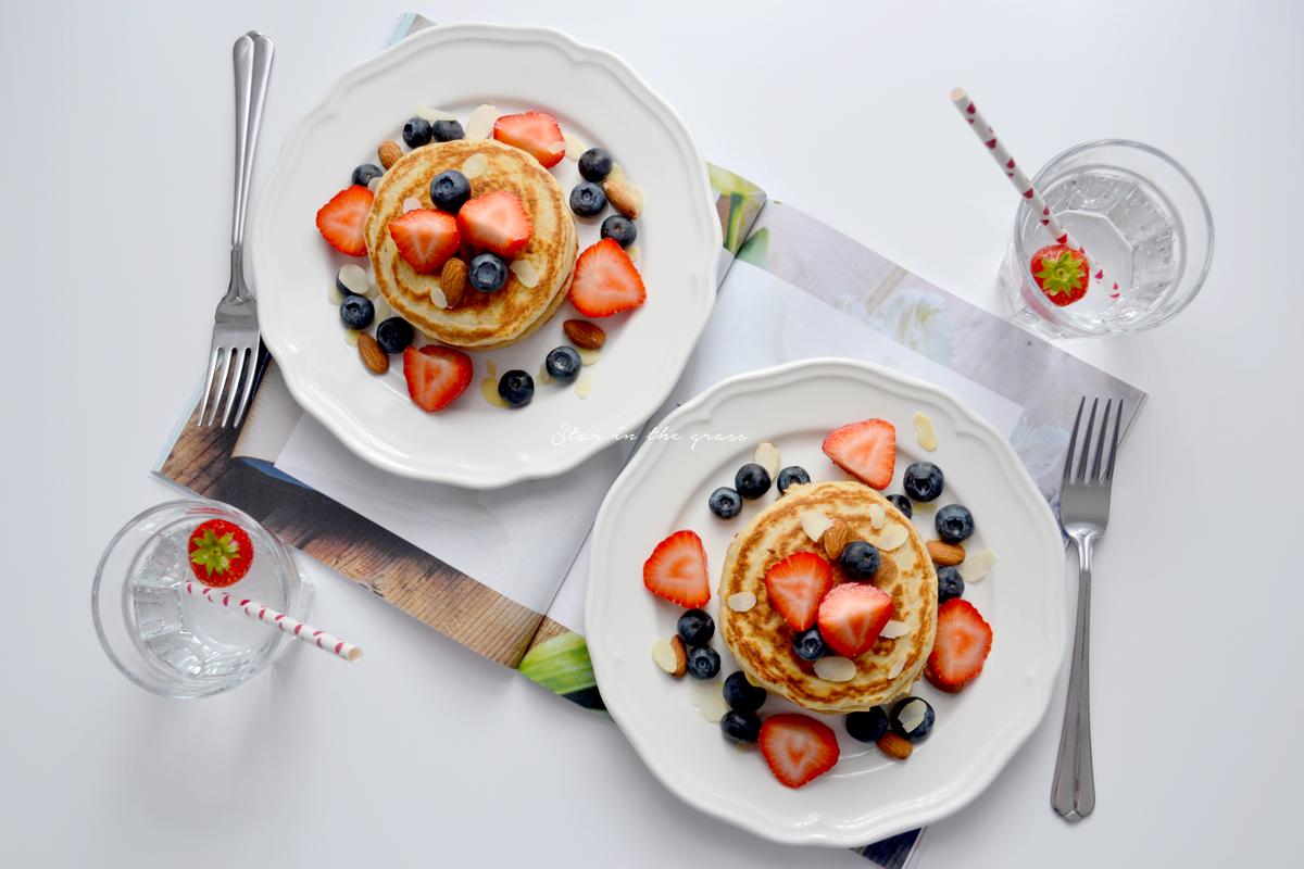 La recette parfaite des pancakes healthy