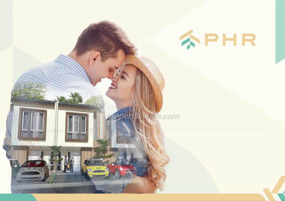 Rumah PHR Bekasi dijual Rp. 690 jutaan
