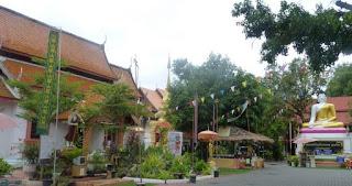 Chiang Mai-Wat Pha Bong.