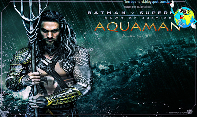 Batman v Superman - Dawn of Justice, Batman, Aquaman, Flash, Cyborg, Jason Momoa, Ezra Miller Ray Fisher, Terra de Nerd