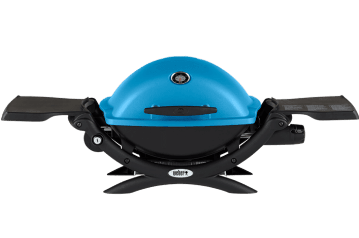Weber Gas BBQ