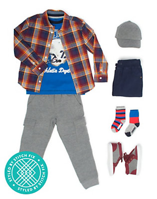 Back to School Bundles with Gymboree & Stitch Fix