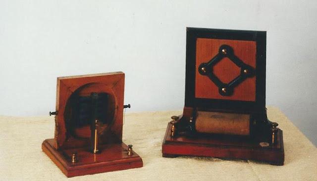 Microfono a sbarrette di carbone (ADER)