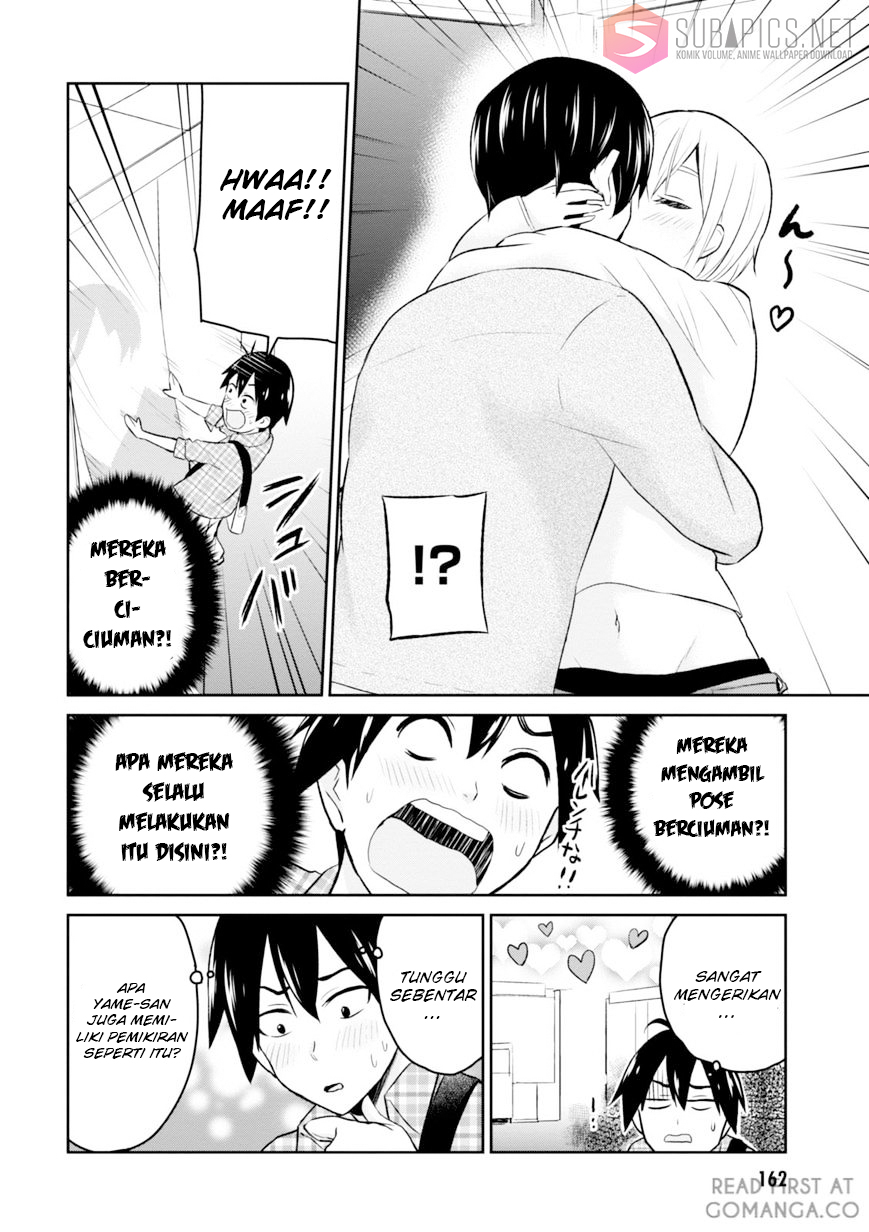 Hajimete No Gal Chapter 10 Bahasa Indonesia