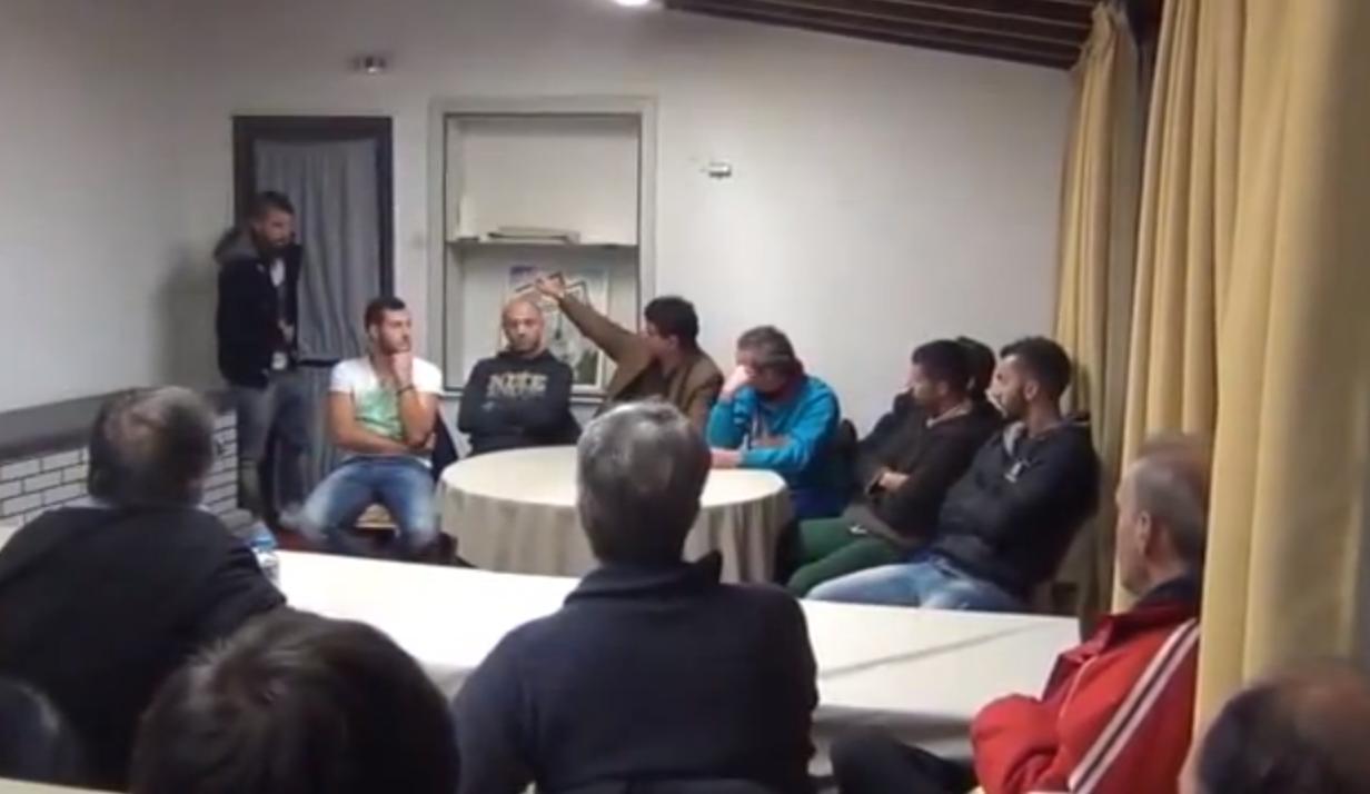 Ο ΚΑΚΟΣ ΧΑΜΟΣ ΚΑΙ ΣΕ VIDEO: ''Λαϊκή Συνέλευση'' ΑΓΣ Καστοριάς