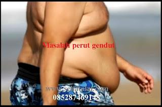 masalah perut gendut