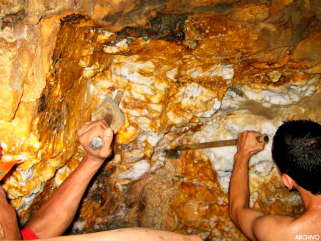 Resultado de imagen para minas de oro