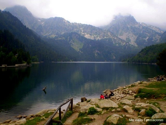 Lago de Sant Mauricio, Parque nacional de Aigüestortes, Lleida