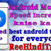 Android mobile speed kaise badhaye
