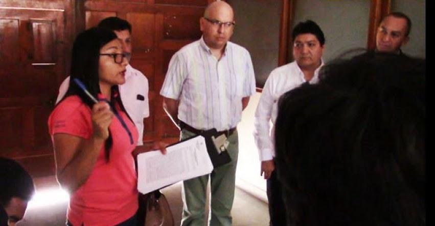 Fiscalía intervino la DRE San Martín por desvío de más de 70 mil soles que corresponden al Programa Educativo Logros de Aprendizaje - PELA, a una cuenta particular