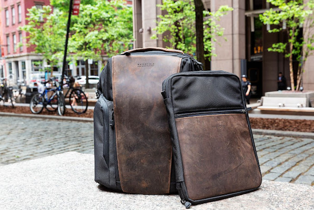 Waterfield Design's Latest Backpack Won't Make You Look Like A Teen At The Office