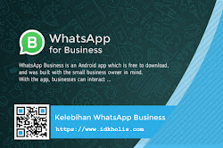 Kelebihan Whatsapp Business dibanding Whatsapp Messenger