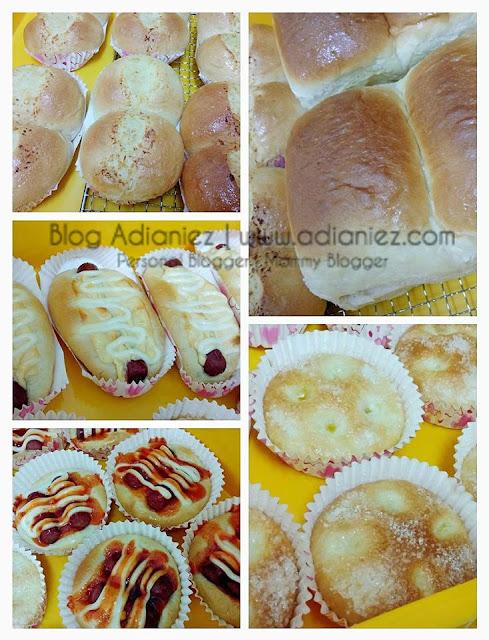 Roti   Fresh From Ibu's Oven Lagi...