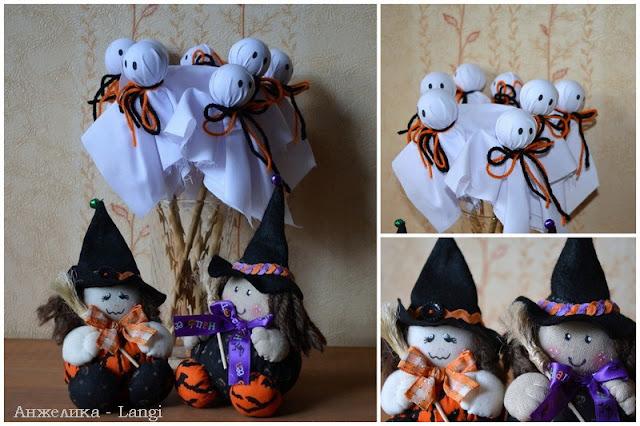 """Хэллоуин - """"страшный"""" праздник!"""