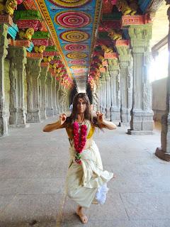 bharatanatyam roma corso danza indiana