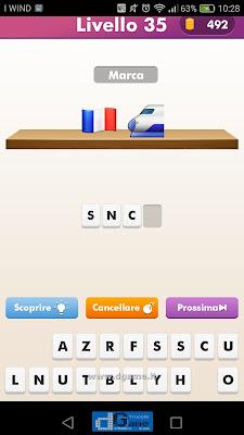 Emoji Quiz soluzione livello 35