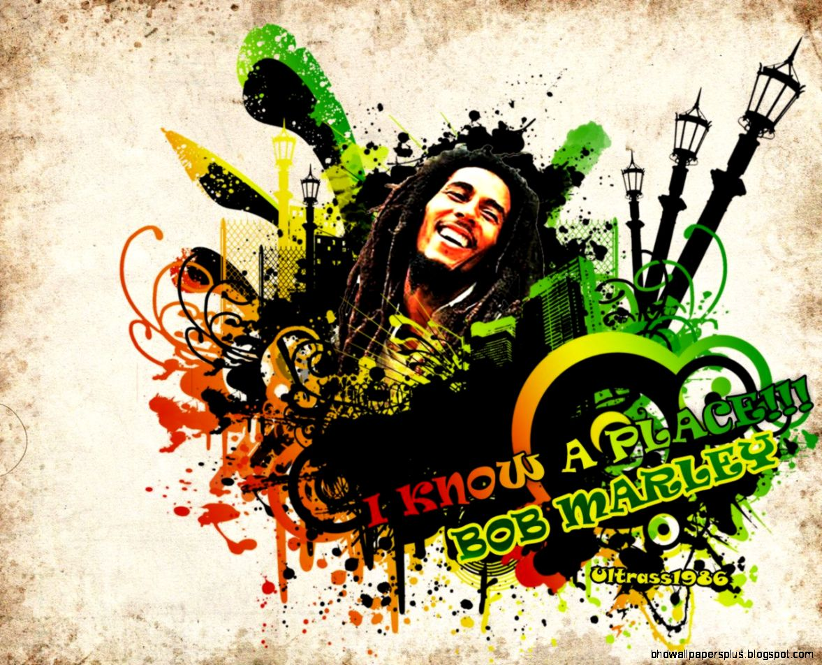 Bob Marley Wallpapers Hd Wallpapers Plus