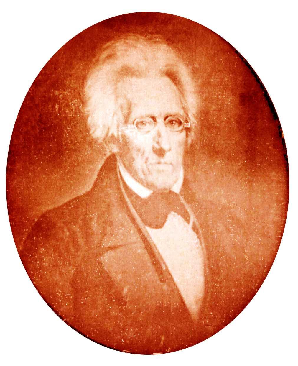 andrew jackson inaugural address