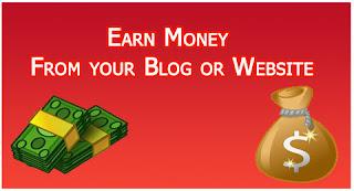 Earn Money From bloging
