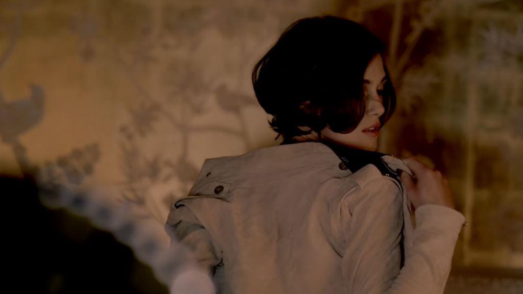 Modella Pubblicità CHANEL profumo Coco Mademoiselle e modello - Chi sono i due attori?