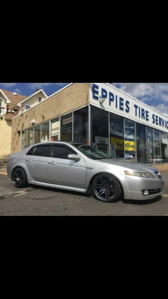 Tires Northeast Philadelphia Acura TL Type S - Acura tl gold rims