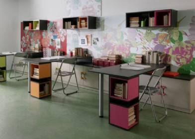 Zonas de estudio juveniles - Mesas estudio juveniles ...