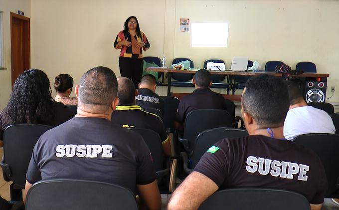 Servidores da casa penal de Itaituba participam de curso de capacitação