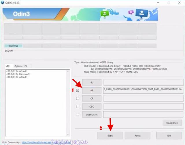 Metode Baru Bypass Frp Google Account Samsung Galaxy S9 (SM-G960F U1) S9+ (SM-G965F U1) Android 8 (Oreo)