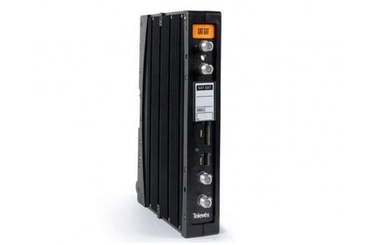 ¿Qué es y para qué sirve un Conversor o Procesador de canal  Elementos de Telecomunicaciones