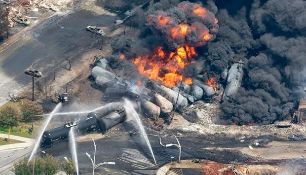 Misteri Kereta Api yang Berjalan Sendiri di Kanada