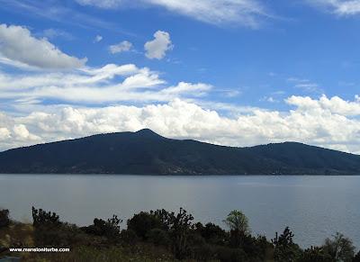 Lago de Pátzcuaro, Michoacán, México