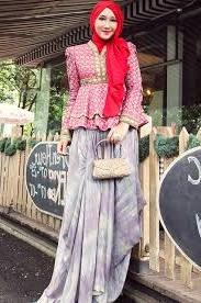 Model Baju Batik Wanita Remaja Terbaru