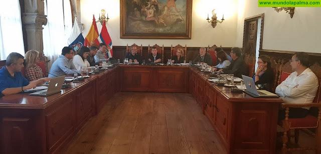 El Pleno aprueba la ordenanza reguladora de la escuela infantil de Santa Cruz de La Palma