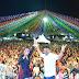 Banda Canários do Reino realiza show com espaço lotado no São Pedro de Mundo Novo