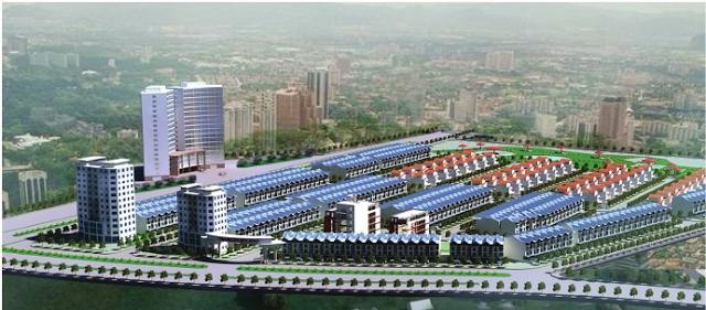 Khu đô thị quốc tế Móng Cái - Quảng Ninh