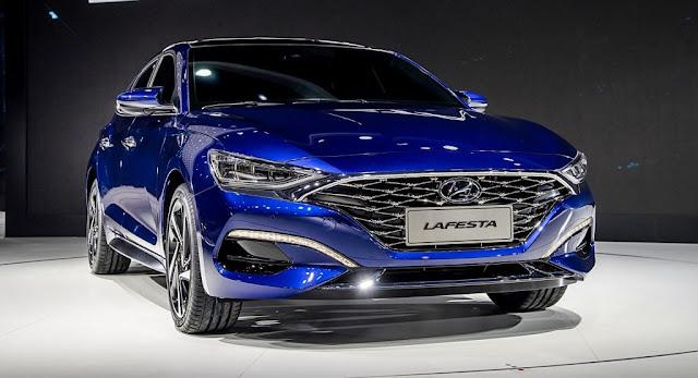 Beijing Auto Show, China, China Auto Show, Hyundai, Hyundai Lafesta, New Cars