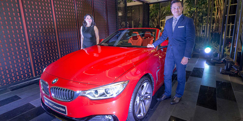 BMW Indonesia Sodorkan Seri 4 Convertible dan Gran Coupe