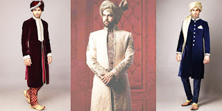 Pakistani Groom Dresses 2017