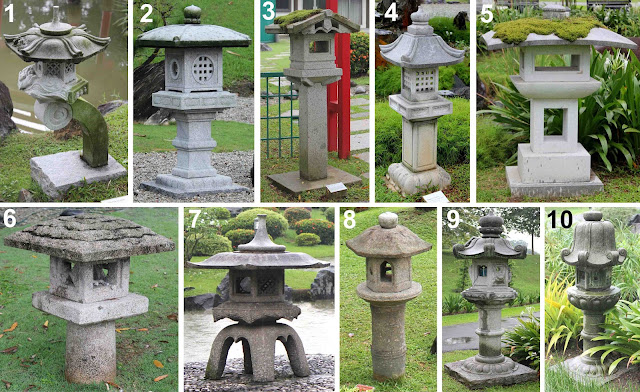Japanese Garden Lanterns Diy