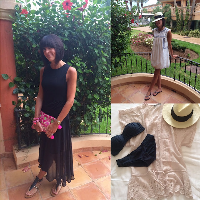 My Midlife Fashion, Zara, Summer, Holiday Outfits, Coco Bay, HM, Mango