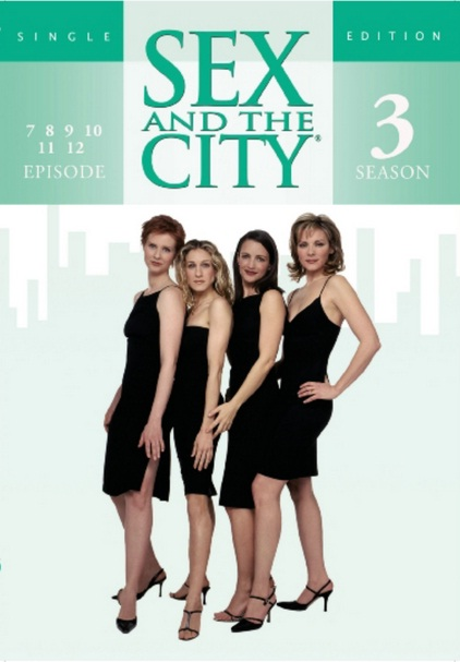 Sex and the city season 3 online in Australia