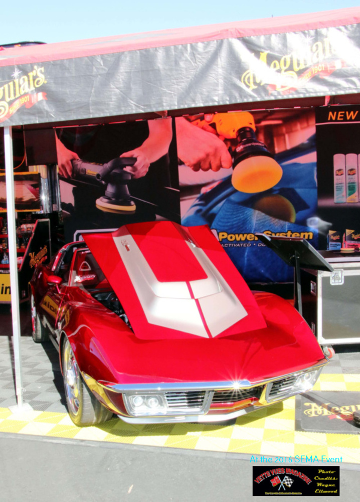 1971 C3 Custom Corvette Built by Heartland Customs