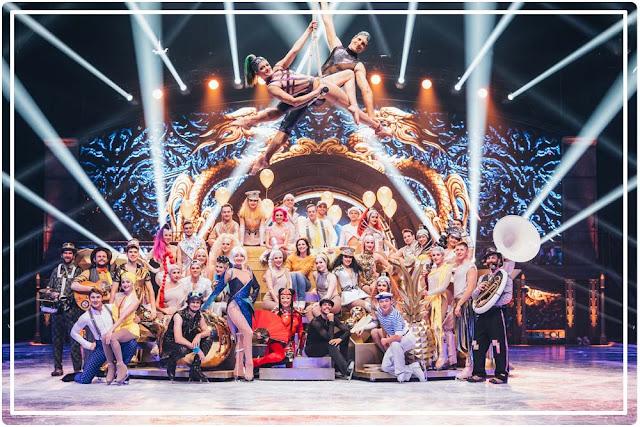 Show sur glace : 75 ans de spectacle