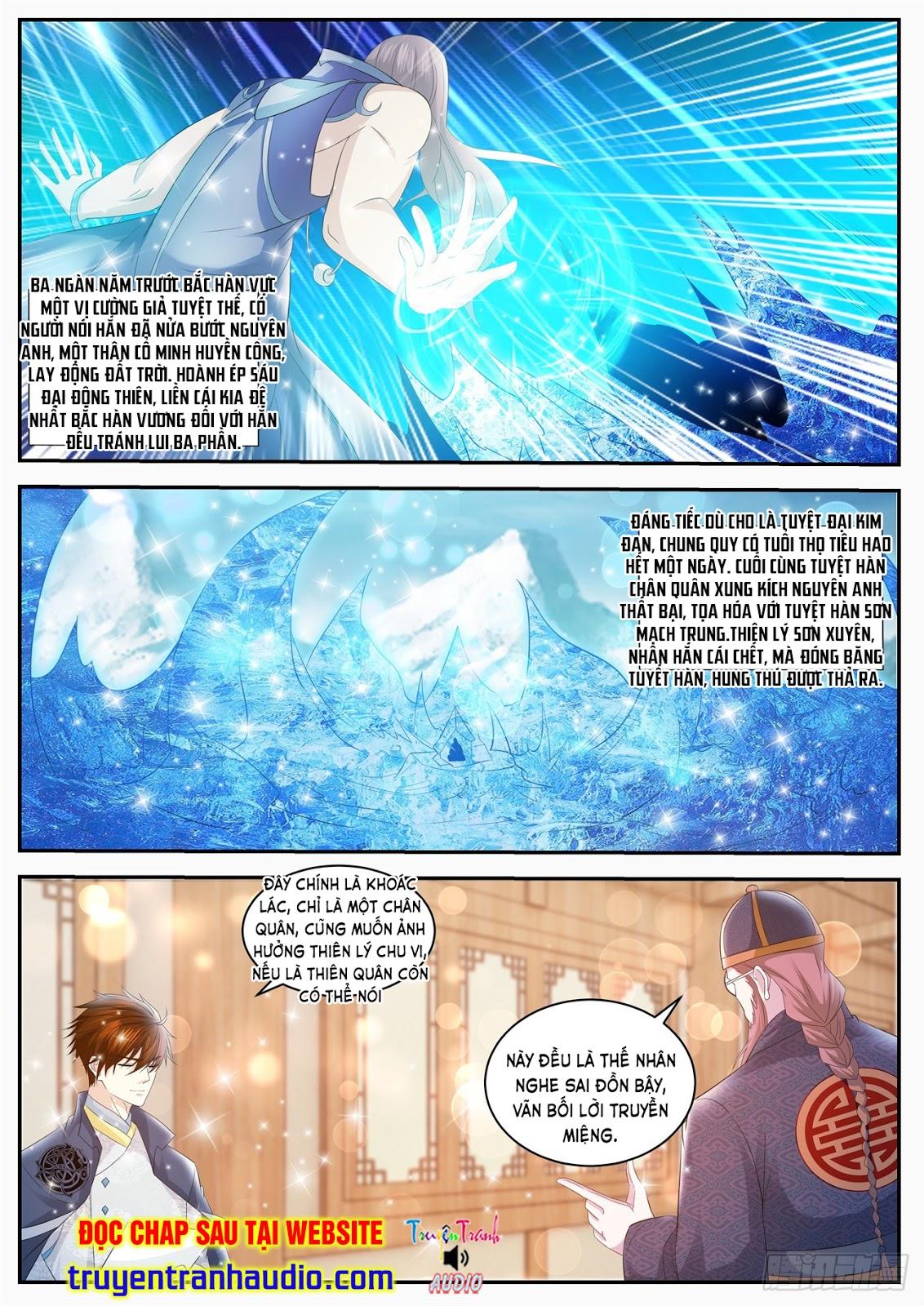 Trọng Sinh Đô Thị Tu Tiên chap 419 - Trang 10