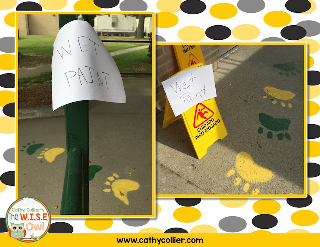 "Don't be fooled by ""reading"" that isn't ""comprehending.""  Five WET PAINT signs gave me the perfect explanation that reading ALWAYS includes comprehension."