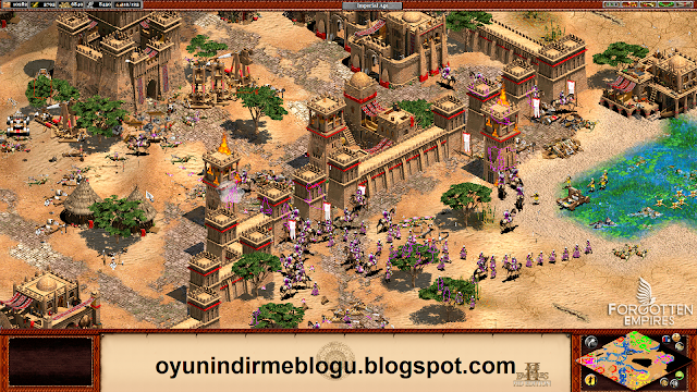 age of empires 2 african kingdoms türkçe yama