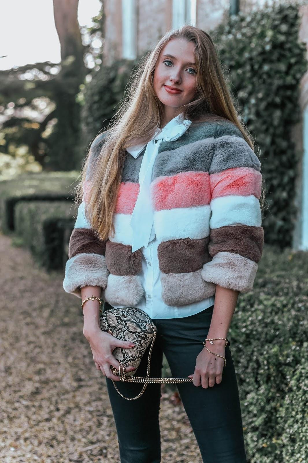 Bandits Faux Fur Jackets London New Season